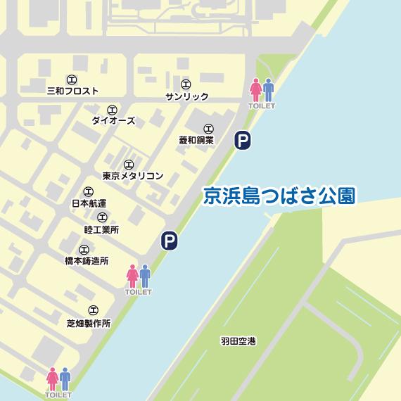 東京 京浜島つばさ公園