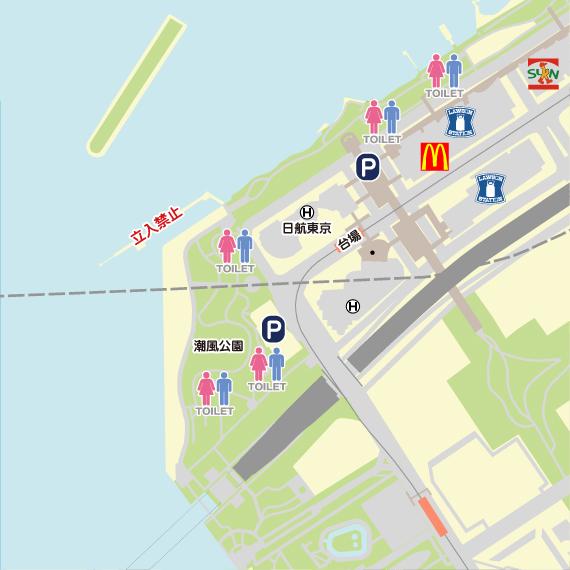 東京 お台場海浜公園