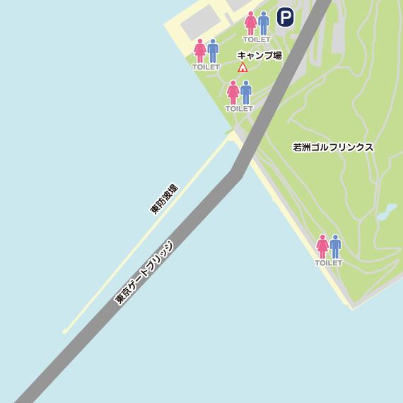 東京 若洲海浜公園