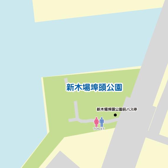 東京 新木場埠頭公園