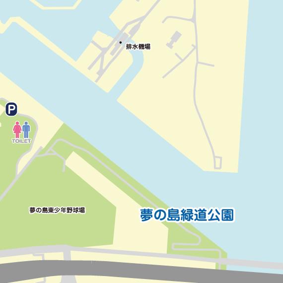 東京 夢の島緑地公園