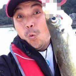 富田川周辺でアジング 最高28㎝と良型でした♪♪