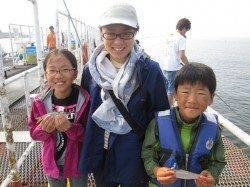 尼崎市立魚つり公園のサビキ〜酢締めが美味なサッパが釣れてます