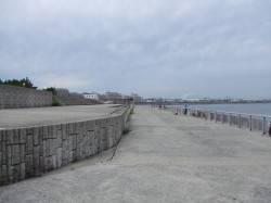 南芦屋浜東側ベランダ ワインドでサゴシHIT☆タチウオはアタリなく…
