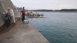 台風のうねりとれた濱ノ瀬でタチウオワインド 24匹の好釣果!