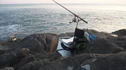 潮吹岩の地磯に釣行してきました フカセでグレ・チヌ・アイゴ