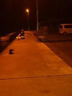 小島で夜通しメバリング!キープだけで58匹!