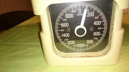 初めての2kg超え❗
