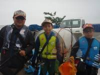 北島渡船 釣果