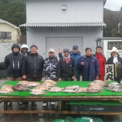 貞丸 釣果 | 三重県 | 釣果情報 堤防 ジギング 船釣 管理釣り場 釣り情報 | カンパリ全国版