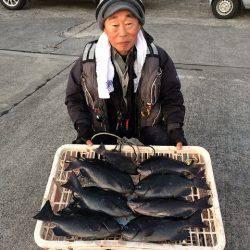 海星丸 釣果