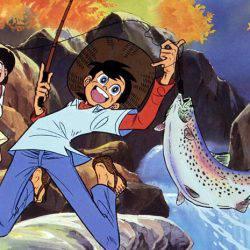 伝説の釣りアニメ「釣りキチ三平」がアマゾンプライム会員ならなんと全109話見放題!!