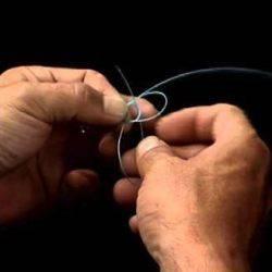 今更聞けない釣り糸、釣り針の結び方