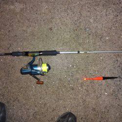 太刀魚良く釣れますが人も半端無い!