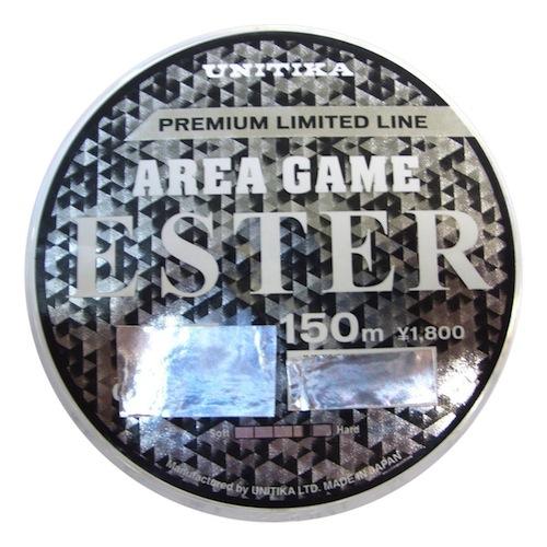 ユニチカ(UNITIKA) ライン エリアゲーム エステル 150m 1.8LB / 0.3号