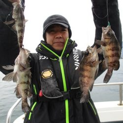 海人丸(うみんちゅまる) 釣果