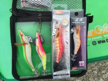 ミニなタコ | 愛知県 | 釣果情報 堤防 ジギング 船釣 管理釣り場 釣り情報 | カンパリ全国版